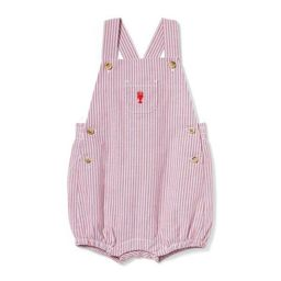 Baby Striped Shortall   Janie and Jack