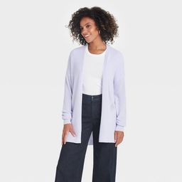 Women's Essential Open Front Cardigan - A New Day™ | Target