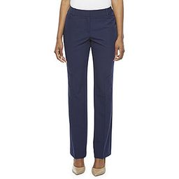 Worthington Curvy Perfect Trouser Curvy Fit Bootcut Trouser | JCPenney