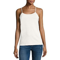 a.n.a Womens Scoop Neck Camisole | JCPenney