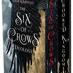 Six of Crows Boxed Set: Six of Crows, Crooked Kingdom   Amazon (US)