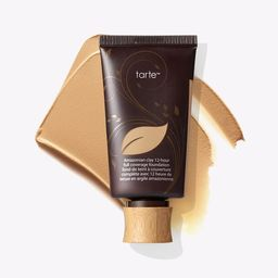 Amazonian clay 12-hour full coverage foundation | tarte cosmetics