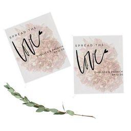 Biodegradable confetti-confetti-wedding confetti-confetti bag-custom confetti-flower confetti-pet... | Etsy (US)