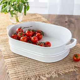 Better Homes & Gardens Porcelain Bakeware Serve Dish, Oven to Table | Walmart (US)