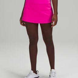 Pace Rival Mid Rise Skirt | Lululemon (US)