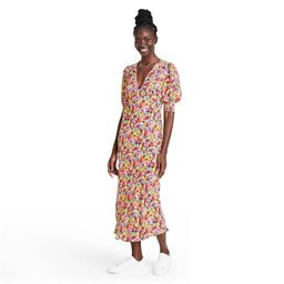 Floral Puff Sleeve Dress - RIXO for Target | Target