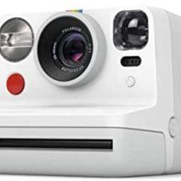 Polaroid Originals Now I-Type Instant Camera - White (9027) | Amazon (US)