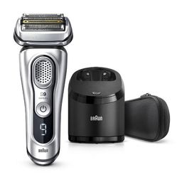 Braun Series 9 Men's Rechargeable Wet & Dry Cordless Electric Foil Shaver with Clean & Charge Sta... | Target