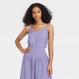 Women's Cami - A New Day™ | Target