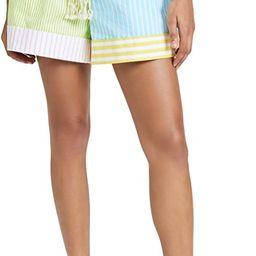 STAUD Women's AFT Shorts   Amazon (US)