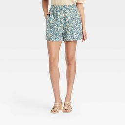 Women's High-Rise Pull-On Shorts - Universal Thread™ | Target