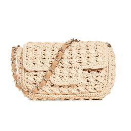 Caterina Bertini Woven Shoulder Bag | Shopbop