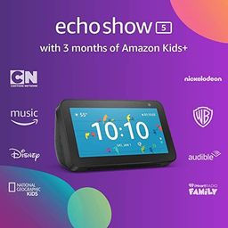 Echo Show 5 (1st Gen, 2019 release) -- Smart display with Alexa – stay connected with video cal...   Amazon (US)