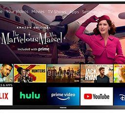 Toshiba 43LF421U21 43-inch Smart HD 1080p TV - Fire TV, Released 2020   Amazon (US)