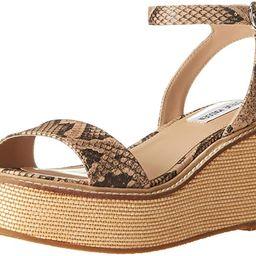 Steve Madden Women's Wedge Platform Sandal | Amazon (US)