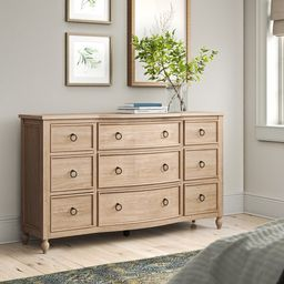 Penelope 9 Drawer Dresser | Wayfair North America