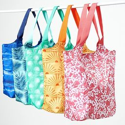 California Innovations Set of 5 Insulated Market Totes   QVC