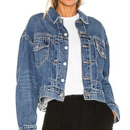 Love the style of this jacket. It has a wide fit which I wanted so I can easily wear thicker swea... | Revolve Clothing (Global)
