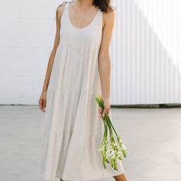Linen Adelaide Dress   Rachel Pally