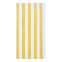 "Better Homes & Gardens Resort Beach Towel, Yellow, 40"" x 72"" | Walmart (US)"