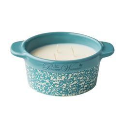 The Pioneer Woman 8 oz Ceramic Cocotte Vanilla Frosting Candle | Walmart (US)