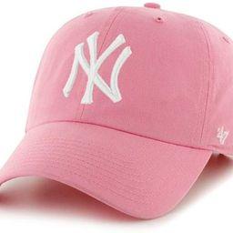 '47 MLB Womens Women's Brand Clean Up Cap | Amazon (US)