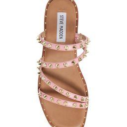 Selina Strappy Slide Sandal | Nordstrom