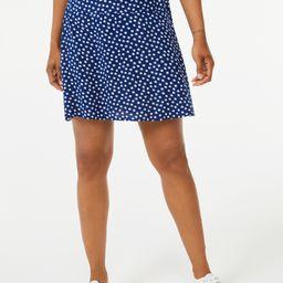 Free Assembly Women's Flutter Mini Skirt | Walmart (US)