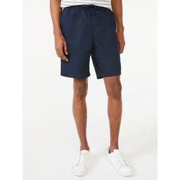 "Free Assembly Men's 9"" E-Waist Utility Shorts   Walmart (US)"