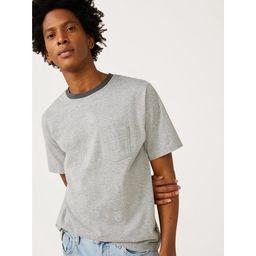 Free Assembly Men's Short Sleeve Pocket T-Shirt   Walmart (US)