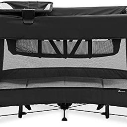 4moms Breeze Plus Portable Playard with Removable Bassinet and Baby Changing Station, Easy One-Ha... | Amazon (US)