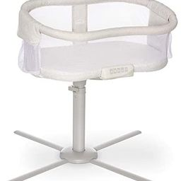 HALO BassiNest Swivel Sleeper, Bedside Bassinet, Soothing Center with Nightlight, Vibration and S... | Amazon (US)
