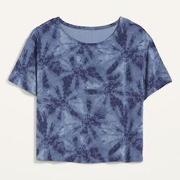 Loose Sunday Sleep Ultra-Soft Pajama Top for Women   Old Navy (US)