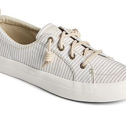 Women's Crest Vibe Linen Stripe Sneaker | Sperry (US)