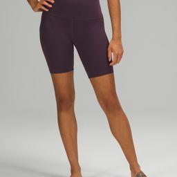 "Nulu™ Fold High-Rise Yoga Short 8"" Online Only | Lululemon (US)"