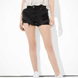 AE Crossover Denim Mom Shorts   American Eagle Outfitters (US & CA)
