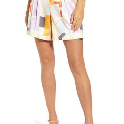 Print Soft Long Shorts | Nordstrom