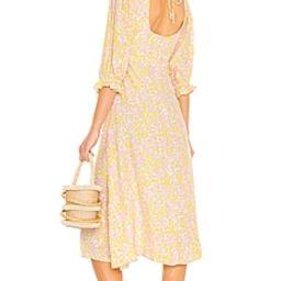Clement Midi Dress                                          FAITHFULL THE BRAND   Revolve Clothing (Global)