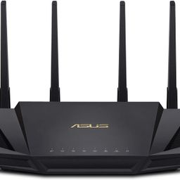 ASUS WiFi 6 Router (RT-AX3000) - Dual Band Gigabit Wireless Internet Router, Gaming & Streaming, ... | Amazon (US)