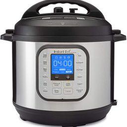 Instant Pot Duo Nova 7-in-1 Electric Pressure Cooker, Slow Cooker, Rice Cooker, Steamer, Saute, Y...   Amazon (US)