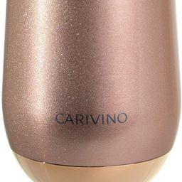 CARIVINO: Luxury Wine Tumbler with Genuine Cork Base and Ceramic Interior (No Metal Taste) – Pr... | Amazon (US)