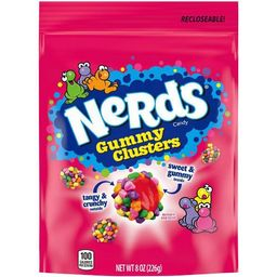Nerds Gummy Clusters Candy - 8oz | Target