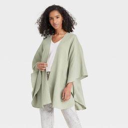 Women's Gauze Wrap Jacket - Universal Thread™ | Target