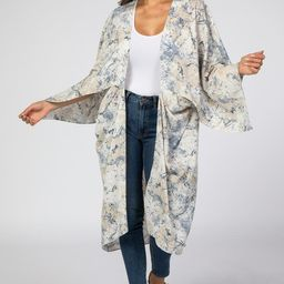 Taupe Abstract Cover Up   PinkBlush Maternity
