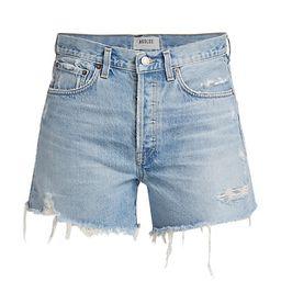 Parker Longline Denim Shorts | Saks Fifth Avenue