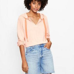 Relaxed Hoodie | LOFT