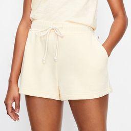 Lou & Grey Cozy Cotton Terry Shorts | LOFT