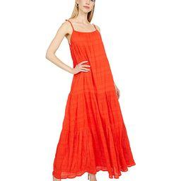 BB Dakota x Steve Madden Roman Holiday Puckered Cotton Voile Tent Dress   Zappos