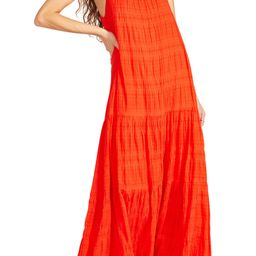 Tiered Voile Maxi Dress   Nordstrom