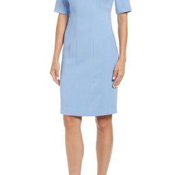 Knit Sheath Dress | Nordstrom